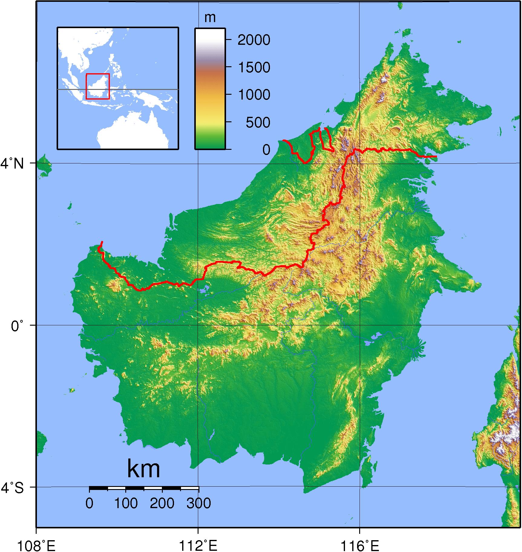 borneo_topography-8525434